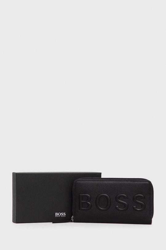 czarny Boss - Portfel