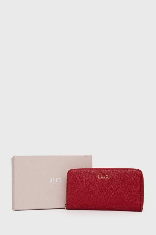 czerwony Liu Jo - Portfel