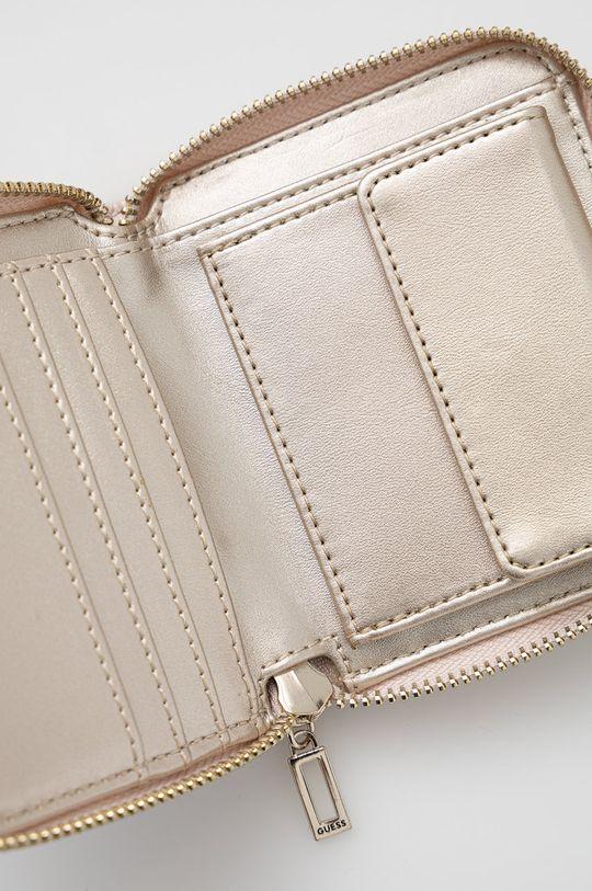 Guess - Peňaženka  1. látka: 100% PU 2. látka: 100% Polyester
