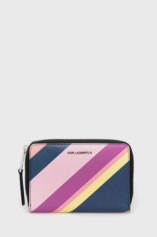 multicolor Karl Lagerfeld - Portfel skórzany Damski