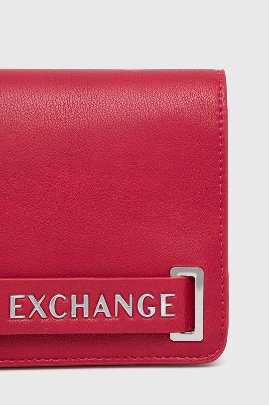 różowy Armani Exchange - Torebka