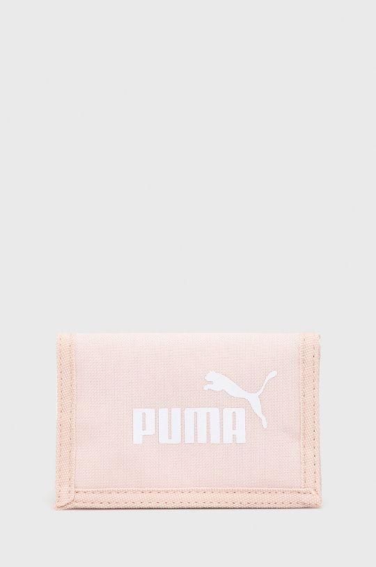 różowy Puma - Portfel Damski