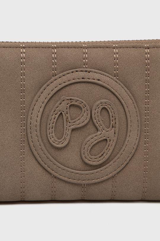 Pepe Jeans - Portfel Lia Podszewka: 100 % Poliester, Materiał zasadniczy: 100 % Poliuretan