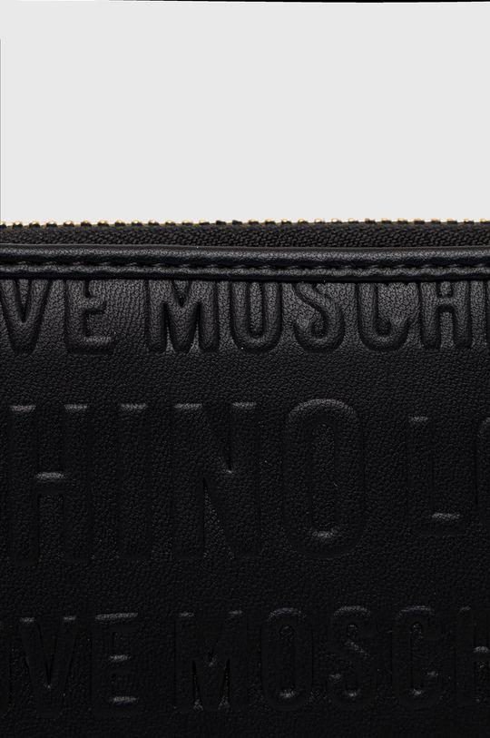 černá Love Moschino - Peněženka