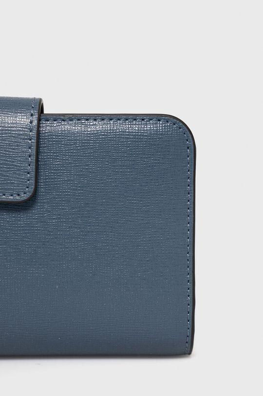 Furla - Kožená peňaženka Babylon modrá