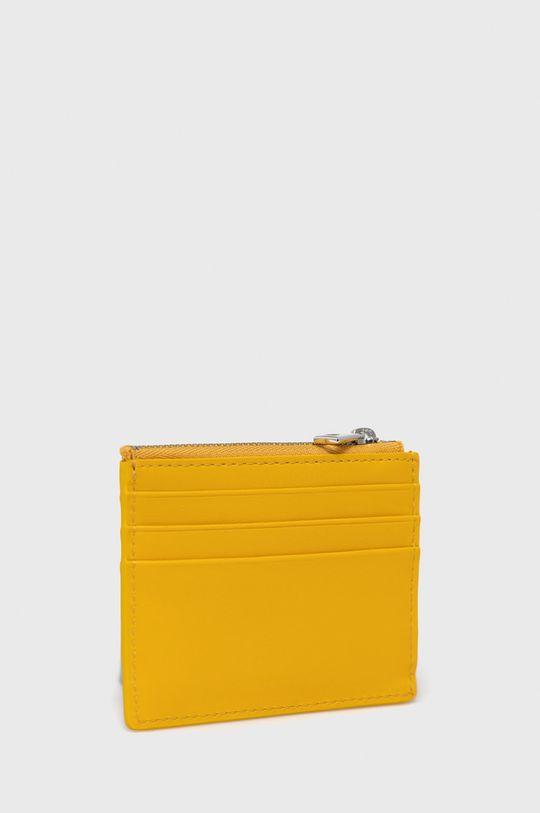 Furla - Kožená peňaženka Moon žltá