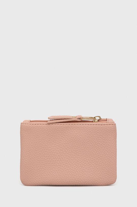 Roxy - Portfel pastelowy różowy