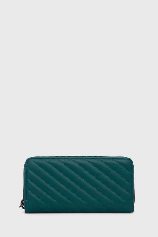 turkusowy United Colors of Benetton - Portfel Damski