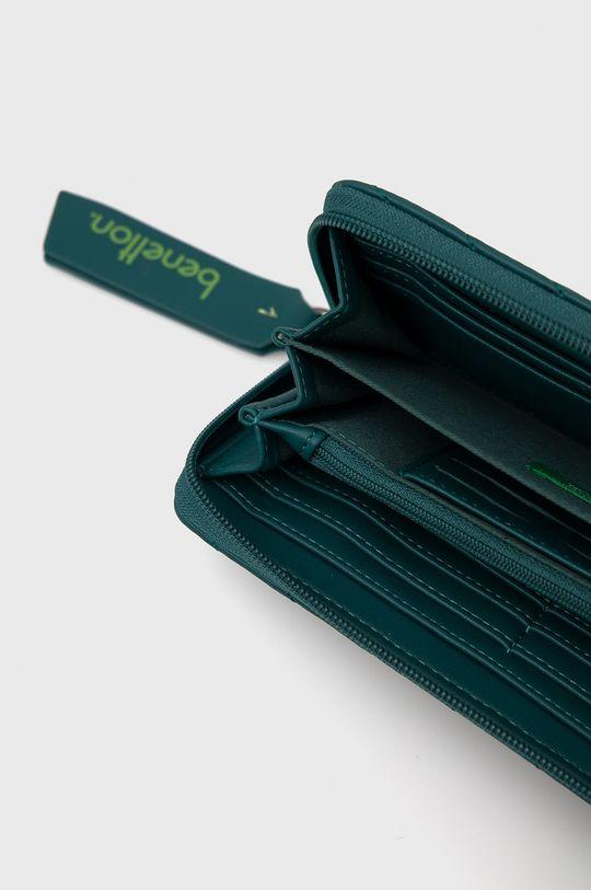 United Colors of Benetton - Portfel turkusowy