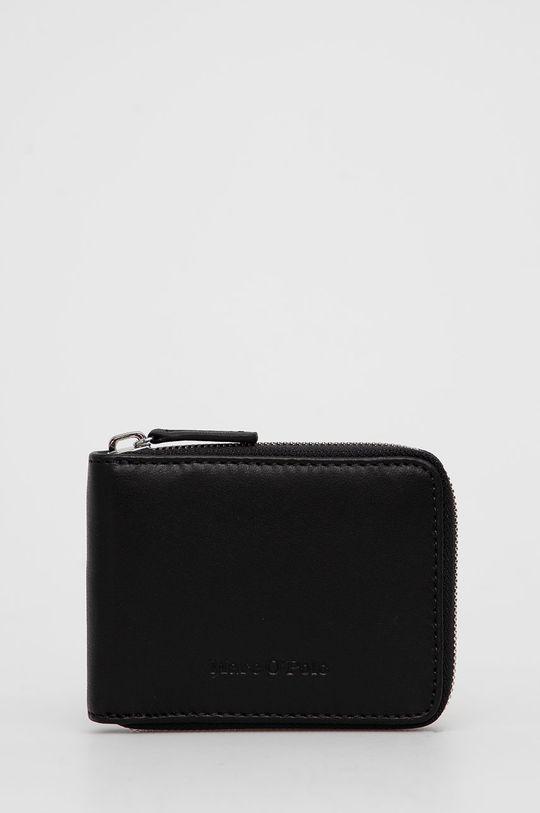 μαύρο Marc O'Polo - Δερμάτινο πορτοφόλι Γυναικεία