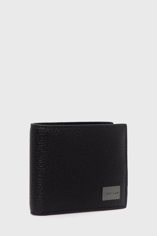 Calvin Klein - Kožená peněženka  100% Přírodní kůže