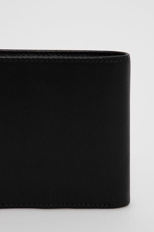 Calvin Klein - Portfel skórzany 100 % Skóra naturalna