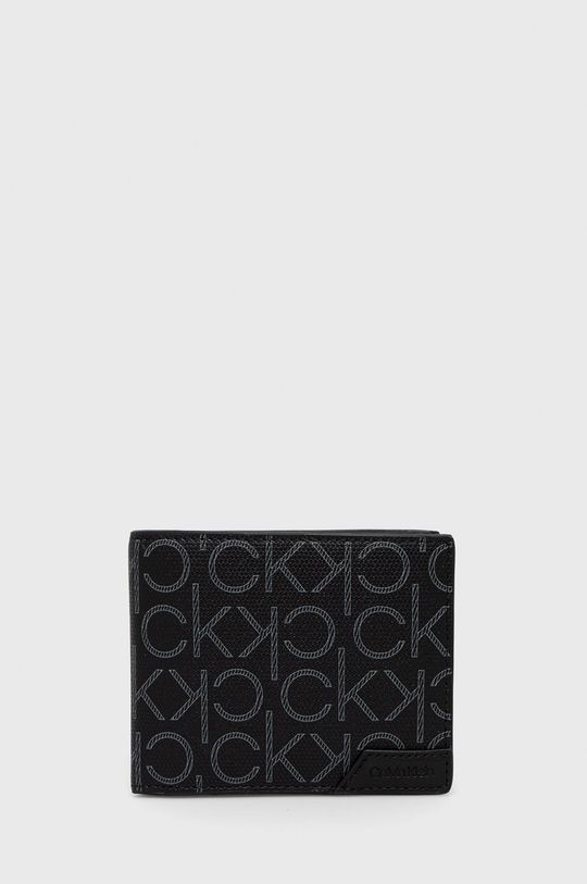 čierna Calvin Klein - Peňaženka Pánsky