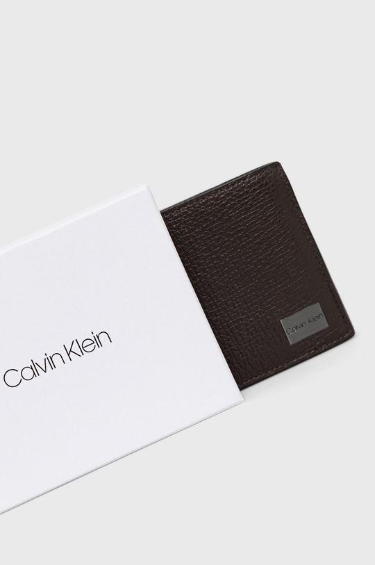 Calvin Klein - Portfel skórzany Męski