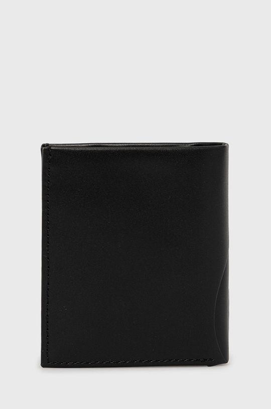czarny Calvin Klein Jeans - Portfel skórzany