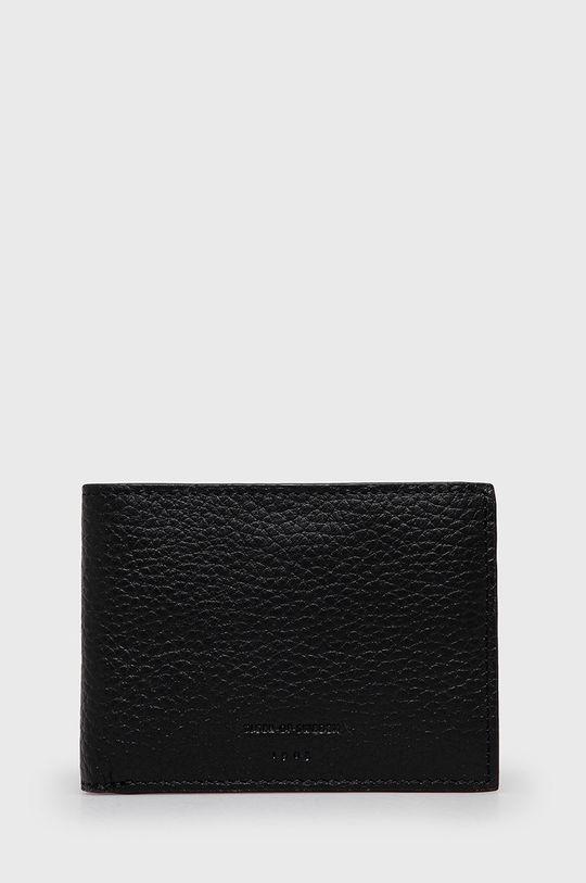 černá Tiger Of Sweden - Kožená peněženka Pánský