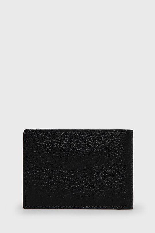 Tiger Of Sweden - Kožená peněženka černá