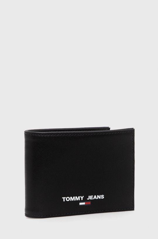 Tommy Jeans - Peněženka  Hlavní materiál: 15% Polyester, 15% Polyuretan, 50% Recyklovaná kůže, 20% Recyklovaný polyester