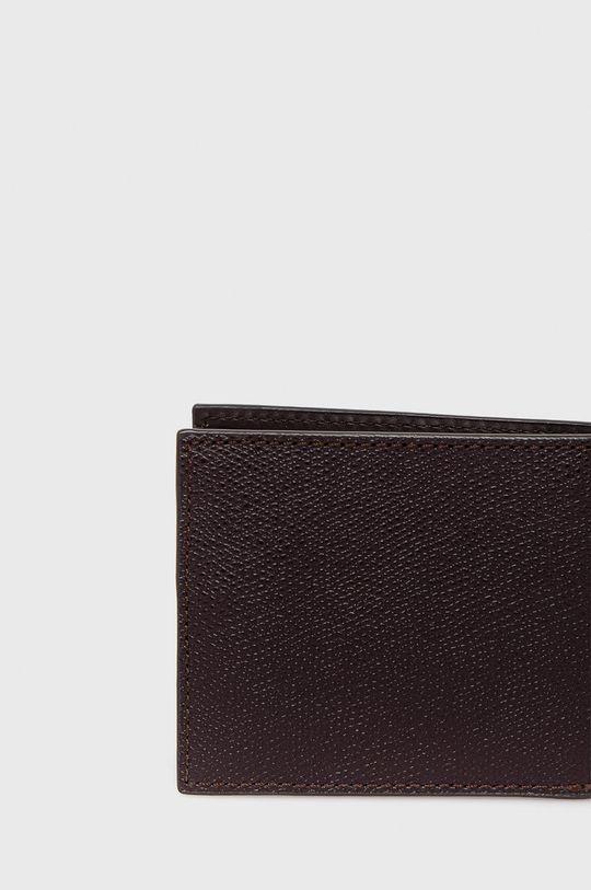 Tommy Hilfiger - Portfel skórzany 100 % Skóra naturalna