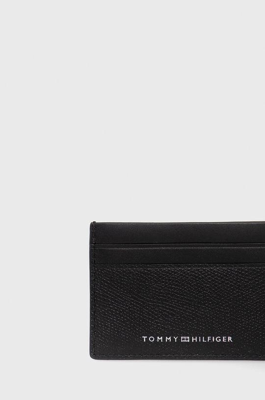 Tommy Hilfiger - Kožená peněženka  Přírodní kůže