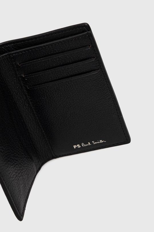 černá PS Paul Smith - Kožená peněženka