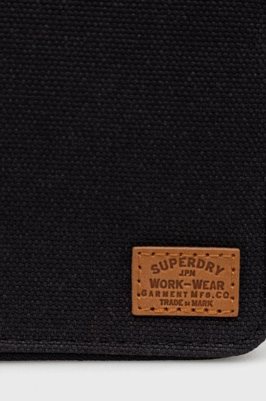 Superdry - Peněženka šedá