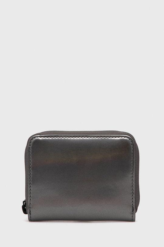 srebrny Rains - Portfel 1627 Small Wallet Unisex