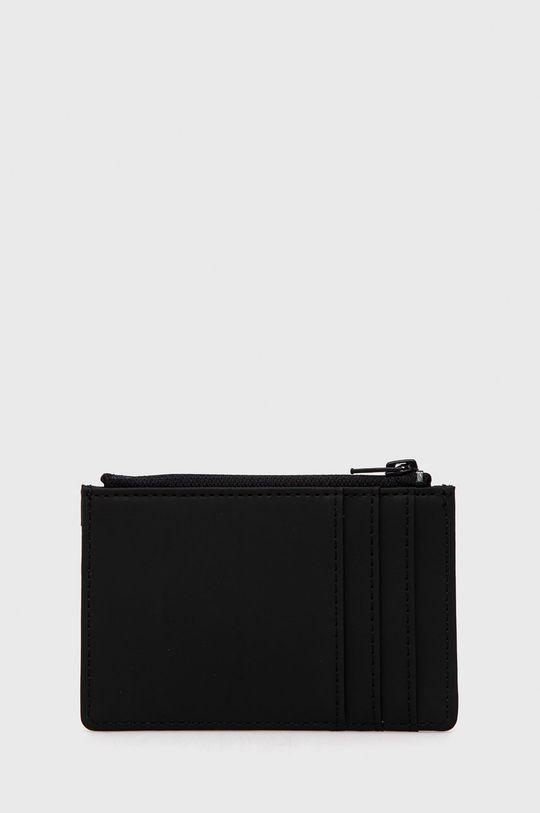 Rains - Portfel 1645 Zip Wallet 50 % Poliester, 50 % PU