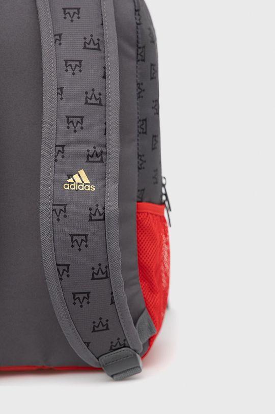 szary adidas Performance - Plecak dziecięcy