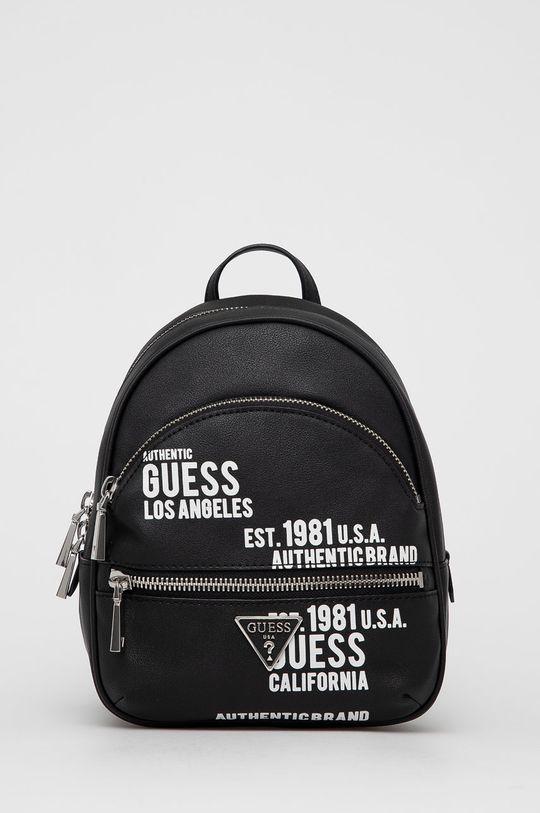 czarny Guess - Plecak Damski