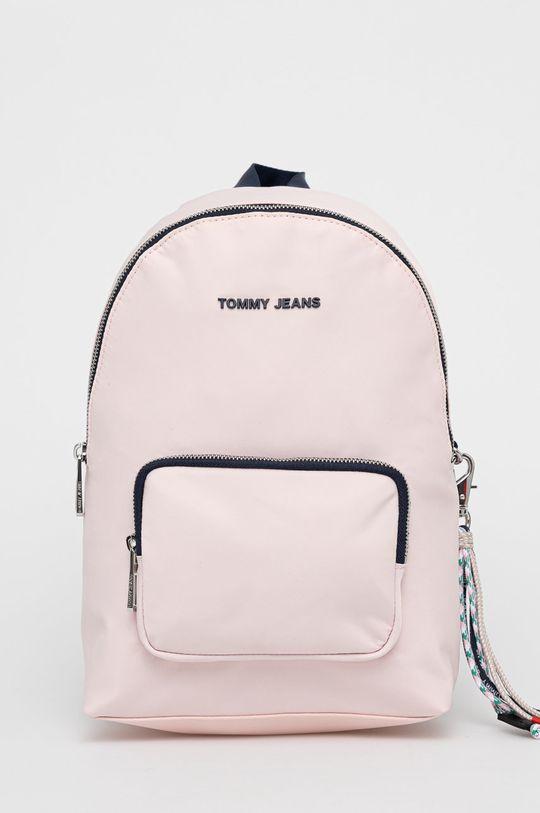 pastelově růžová Tommy Jeans - Batoh Dámský
