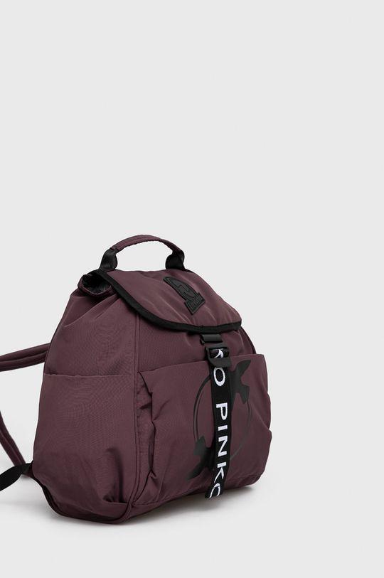 Pinko - Plecak ciemny fioletowy