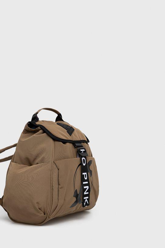 Pinko - Plecak brudny brązowy