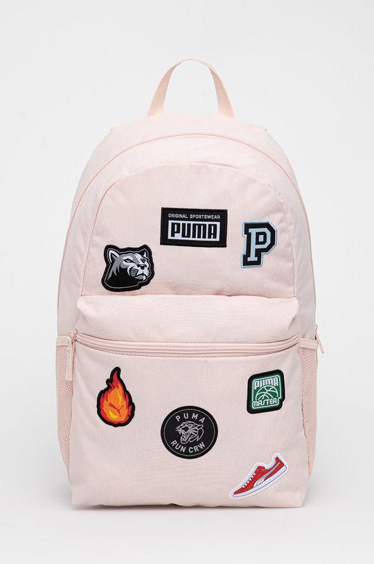 różowy Puma - Plecak Damski