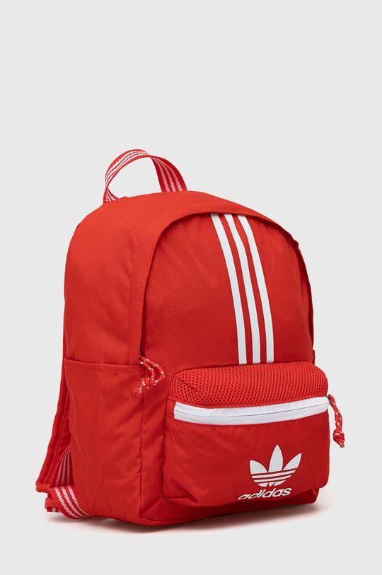adidas Originals - Plecak czerwony