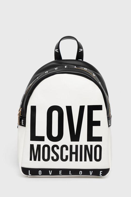biały Love Moschino - Plecak Damski
