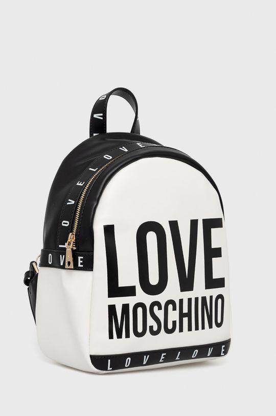 Love Moschino - Plecak biały