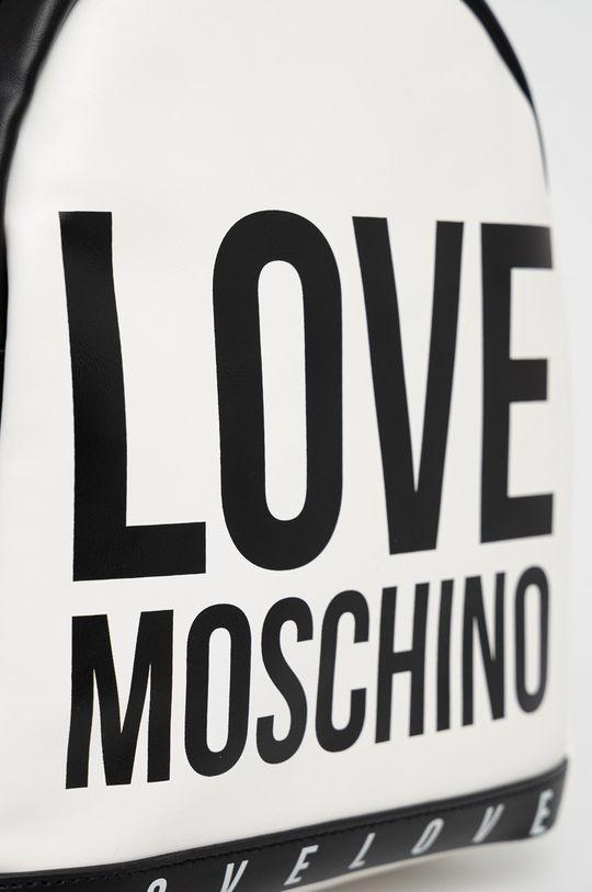 biały Love Moschino - Plecak