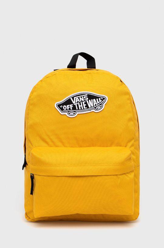 żółty Vans - Plecak Damski