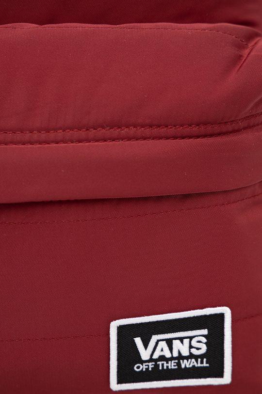 Vans - Plecak karminowy