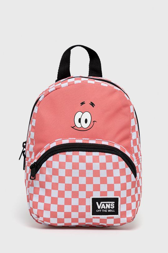 różowy Vans - Plecak x Spongebob Damski