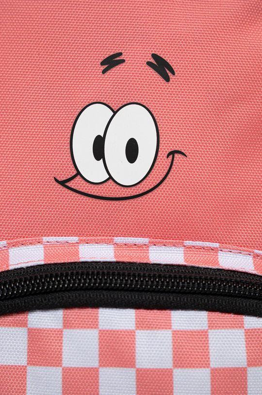 różowy Vans - Plecak x Spongebob