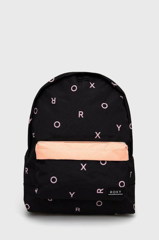 czarny Roxy - Plecak Damski