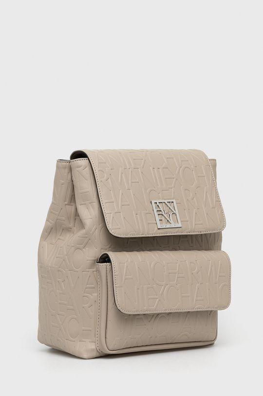 Armani Exchange - Plecak cielisty