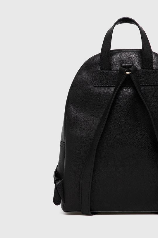 čierna Furla - Kožený ruksak Libera