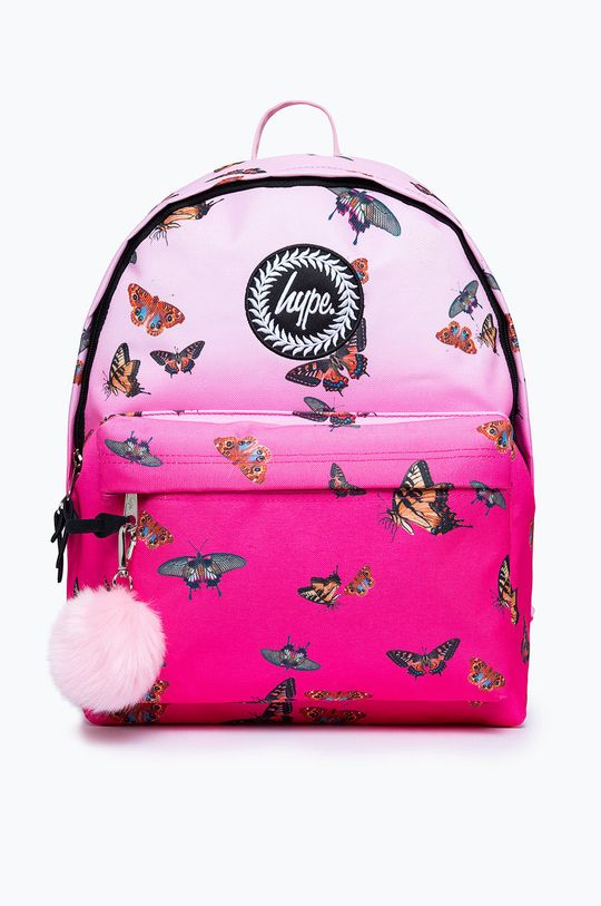 ostry różowy Hype - Plecak Damski
