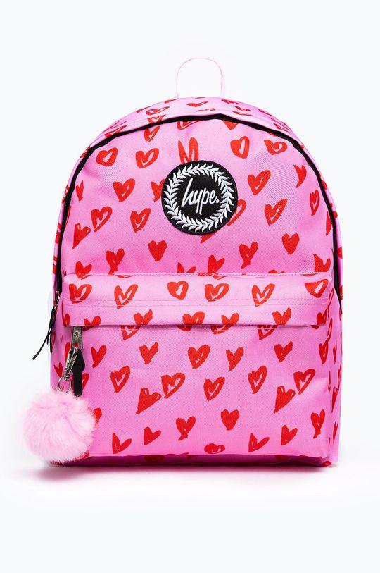 różowy Hype - Plecak Damski