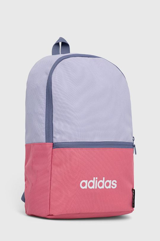 adidas - Plecak dziecięcy winogronowy