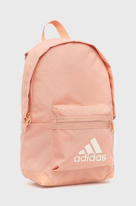 adidas Performance - Dětský batoh  Podšívka: 100% Recyklovaný polyester Hlavní materiál: 100% Recyklovaný polyester