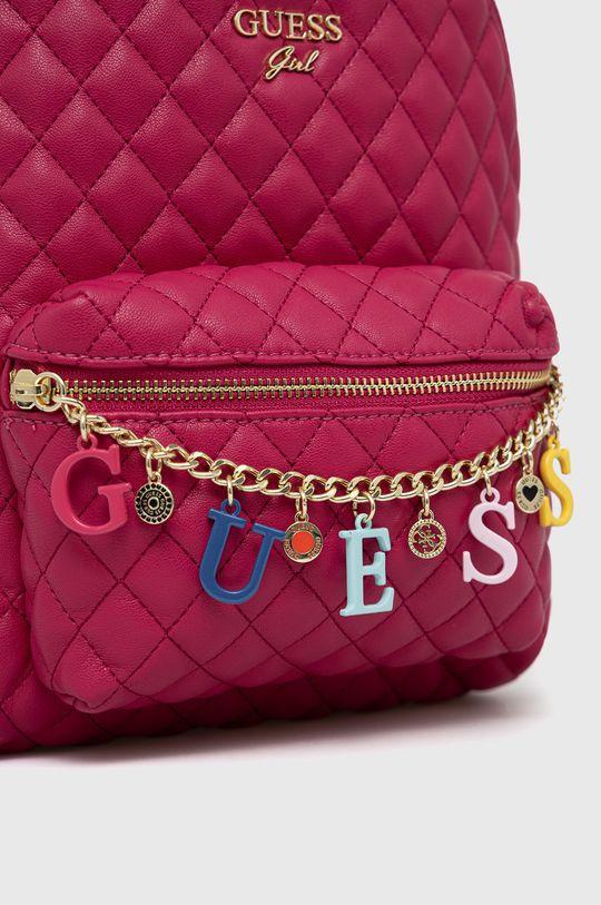 fuksja Guess - Plecak dziecięcy